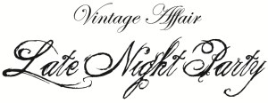 Vintage Late Night Party
