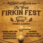 Firkin Fest - Things to do in Mobile, AL