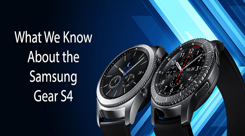 Gear S4 Why The Samsung Gear S4 Will Represent Serious