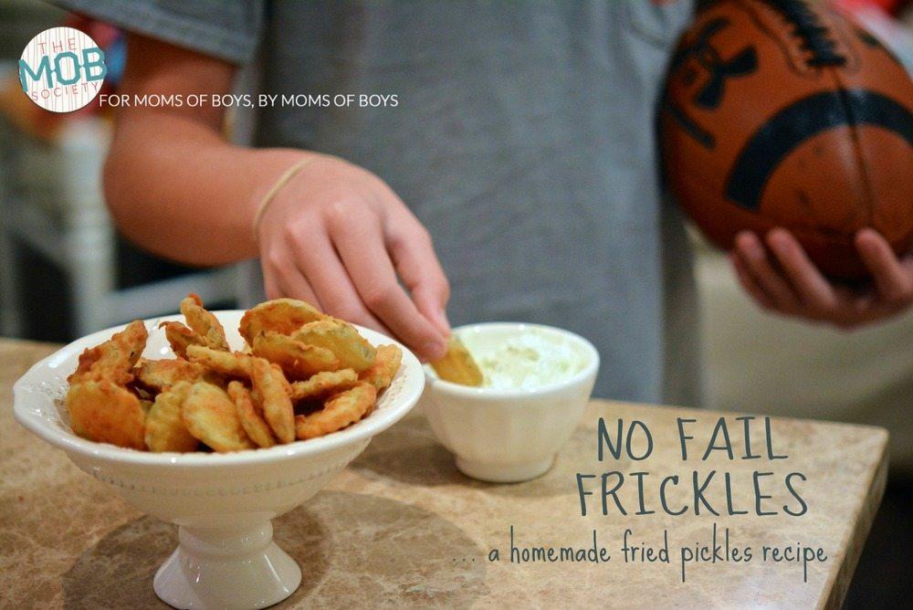 No Fail Homemade Pickles || themobsociety.com