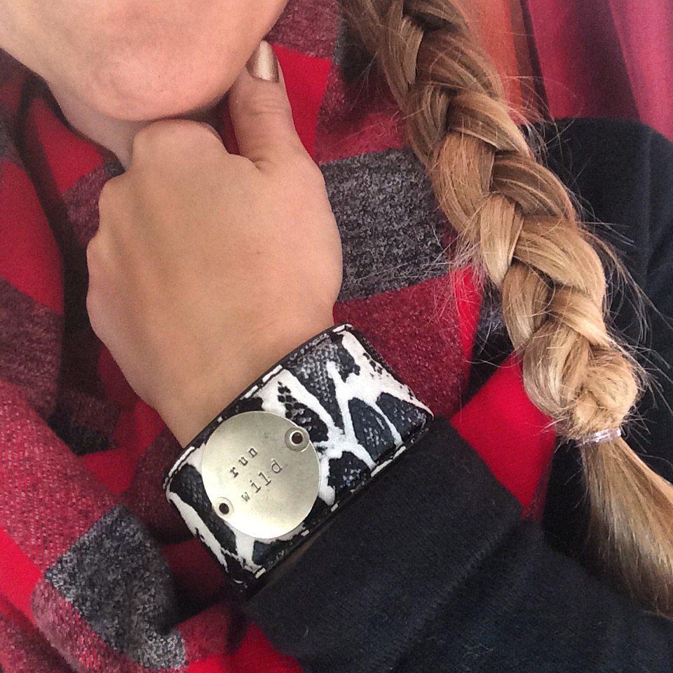 Erin's cuff