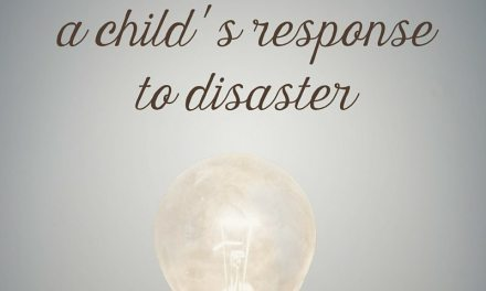 Little Lights in the Darkness: A Child's Response to Disaster