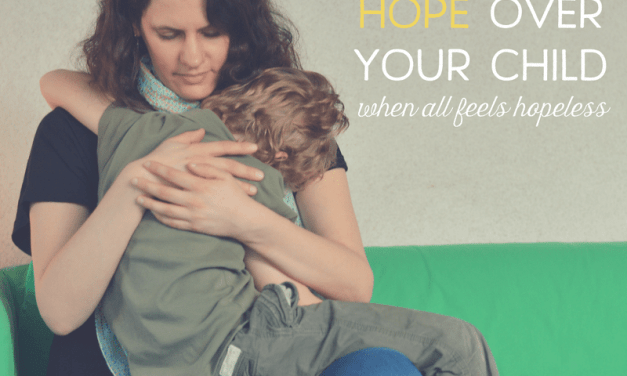 Hiding Scripture Songs in Your Child's Heart