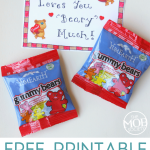 Christ-Centered Valentine for Preschoolers – FREE Printable!