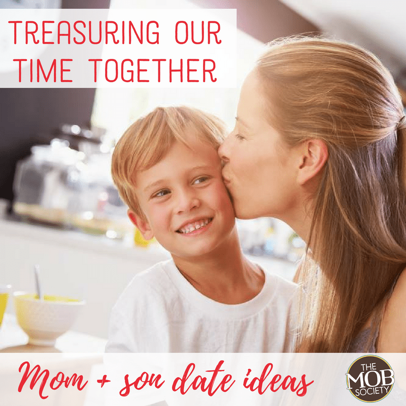When My Son Planned Our Whole Mother-Son Date, I Learned THIS …