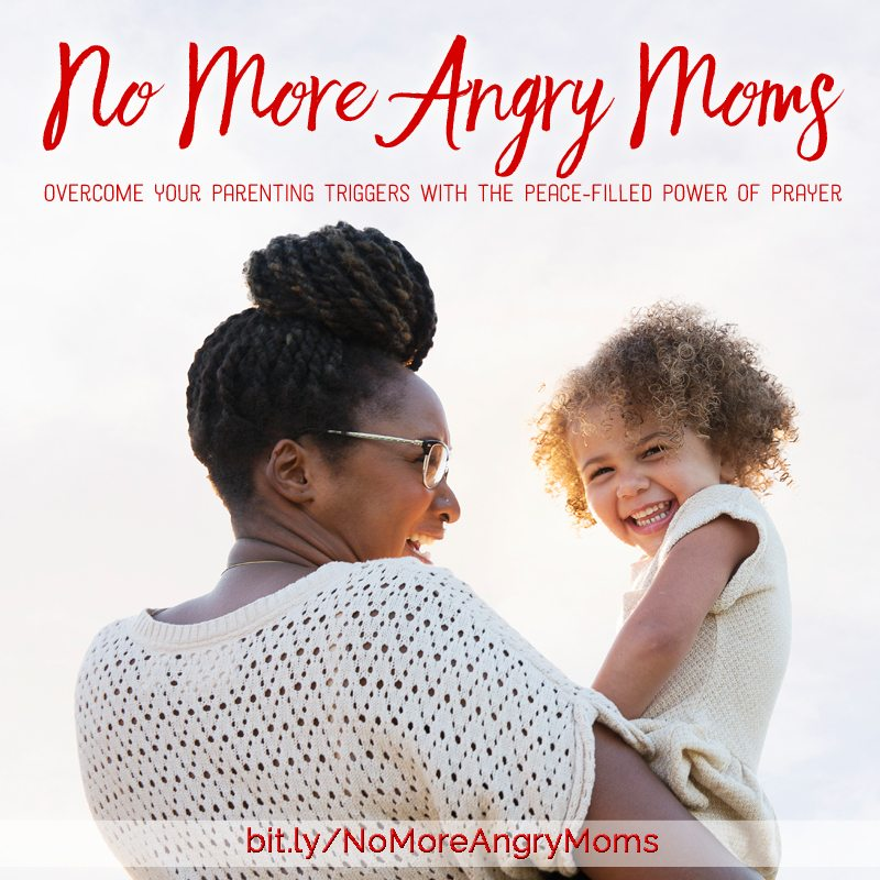 This week we kicked off our new Facebook Live series withWendy Speake and Amber Lia. We discussed their upcoming No More Angry Moms challenge.