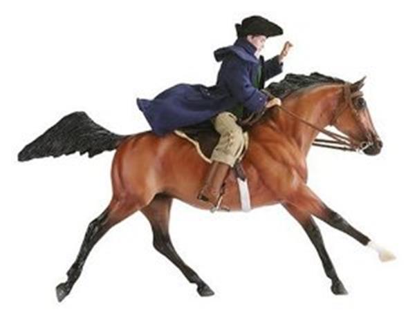 Midnight Ride Of Paul Revere Breyer 1226