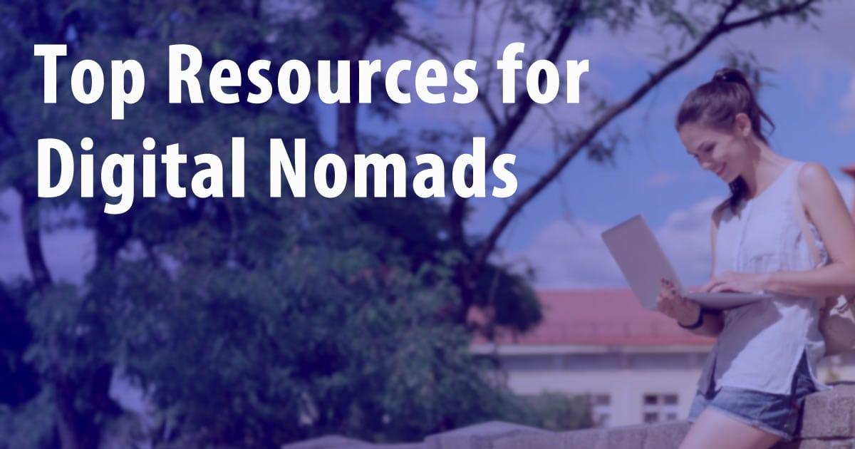 Digital Nomad Resources