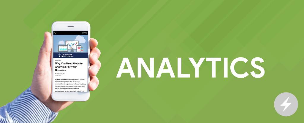Facebook Instant Articles Analytics