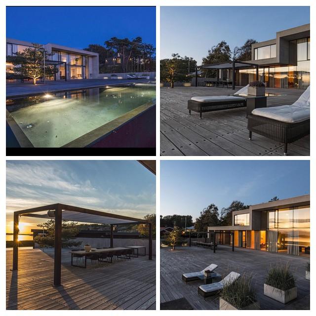 Sweet Modern Home in Sweden