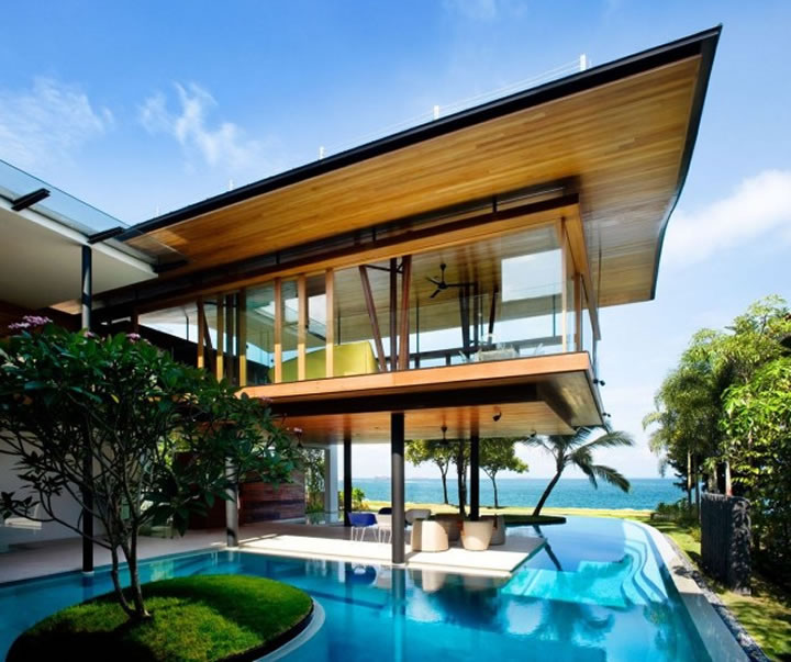 Dream Pool  The Modern Home