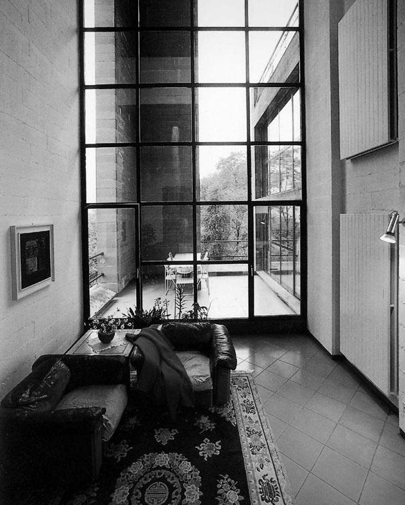 HOUSE OF THE WEEK House at Riva San Vitale by Mario Botta