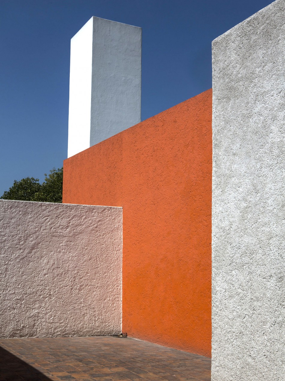 House of the Day Casa Luis Barragn by Luis Barragn