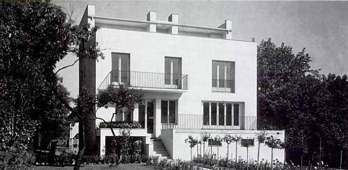 House of the Day Villa Mller by Adolf Loos  Journal  The Modern House