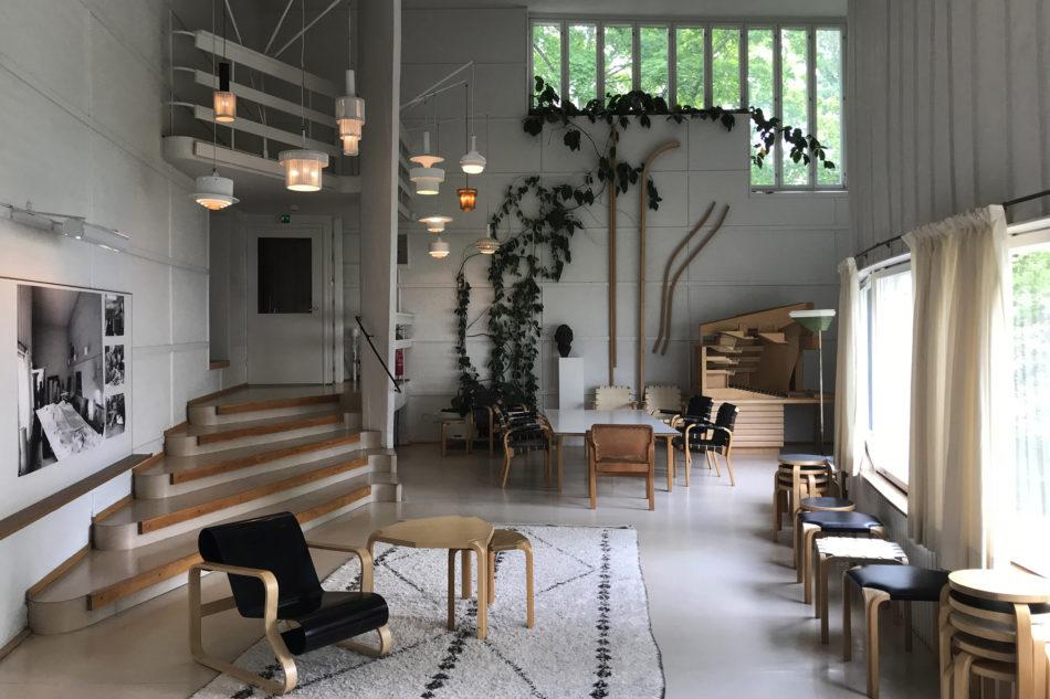Best in Class Alvar Aaltos house and studio in Helsinki
