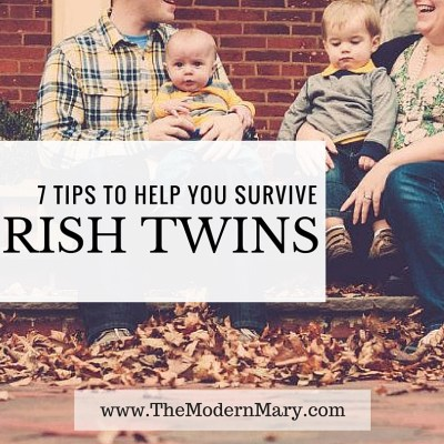 How I Survived Irish Twins–and You Can too