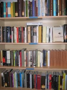 Eureka!'s Lithuanian fiction section