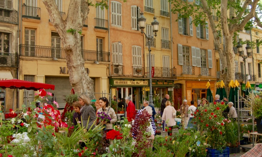 When Accidents Happen: Falling Hard for Aix-en-Provence