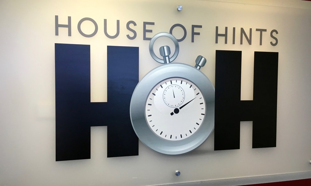 The Great Escape Room: San Diego's House of Hints