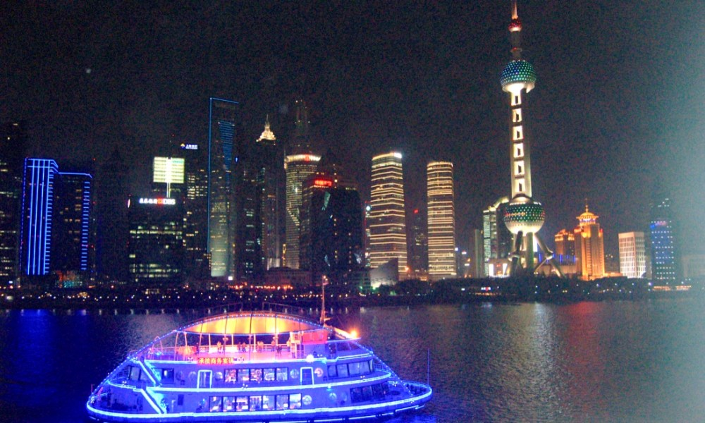 Shanghai Part II: Quirky Boats, Quaint Gardens & A Quest for Pearl Earrings
