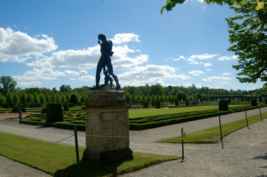 Drottingholm Garden