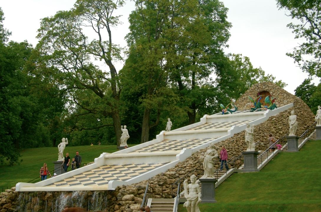Chess Hill Fountain