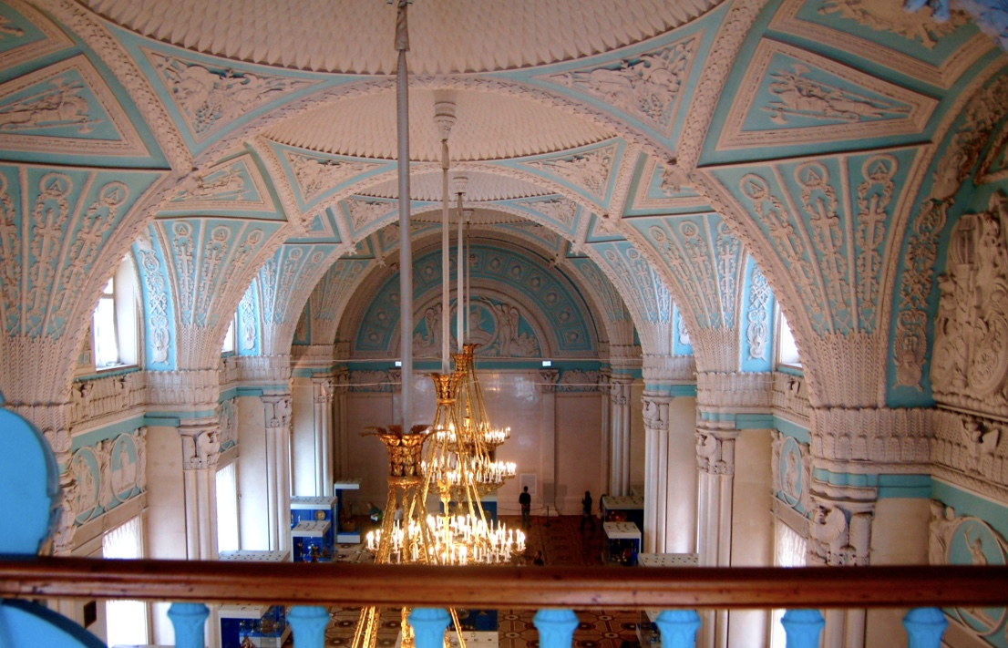Hermitage Blue