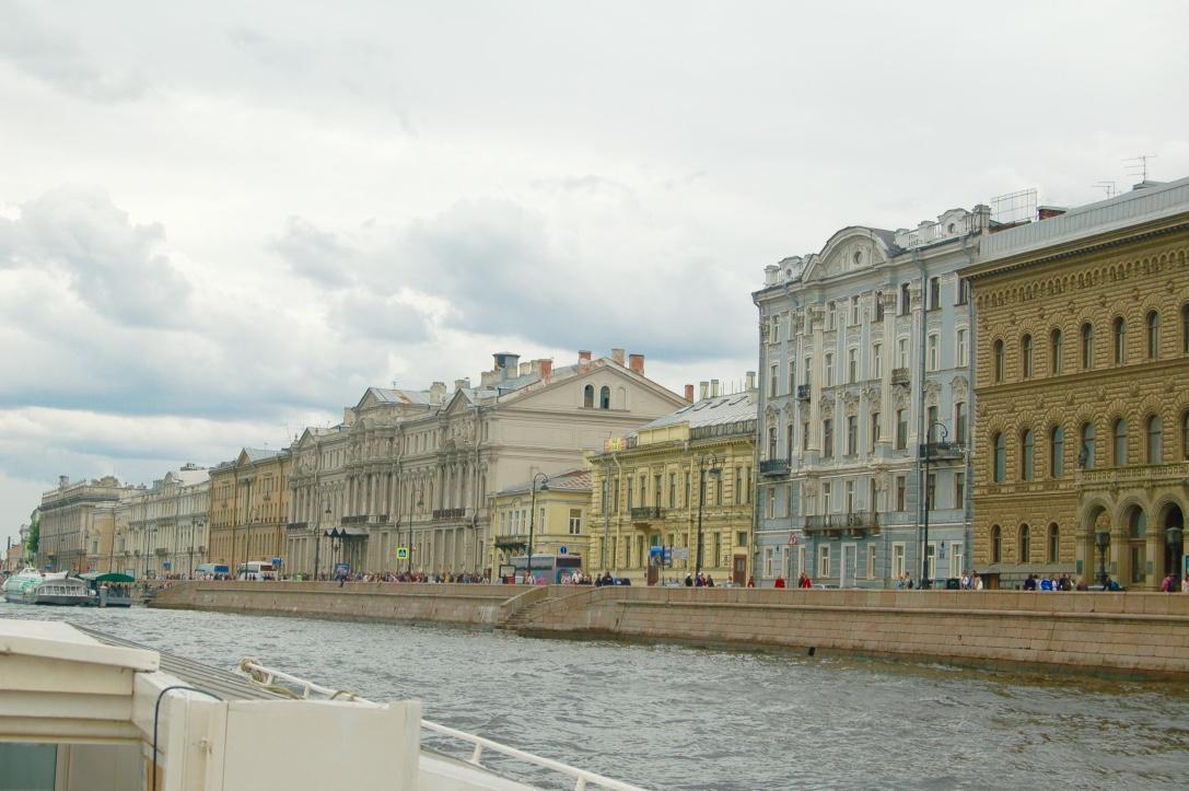 Neva River St. Petersburg