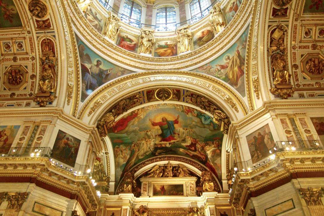 St. Isaac's Dome2