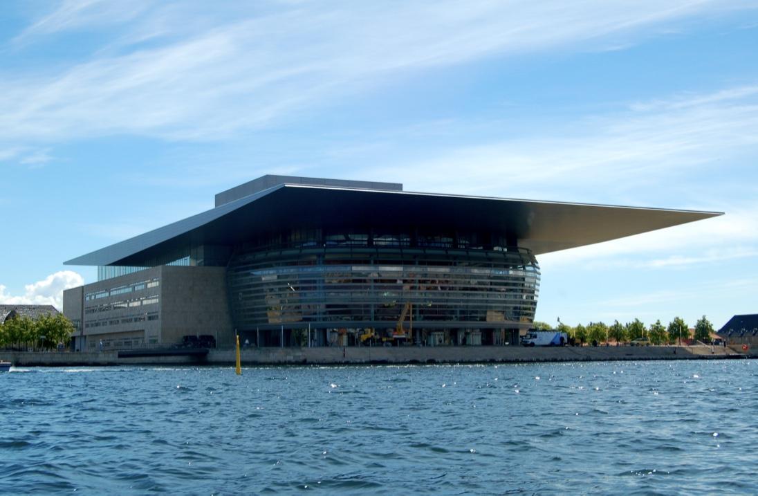 Canal Boat Opera