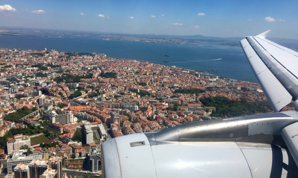 Lisbon Day 1: A Tale of Three Neighborhoods & A Tuk-Tuk Ride