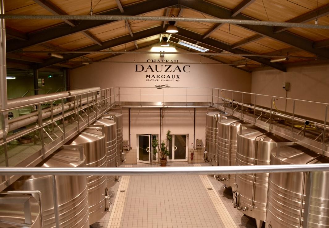 chateau-dauzac-vat-house