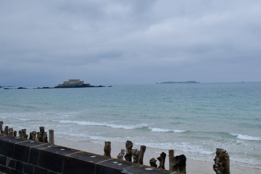 beach near saint malo