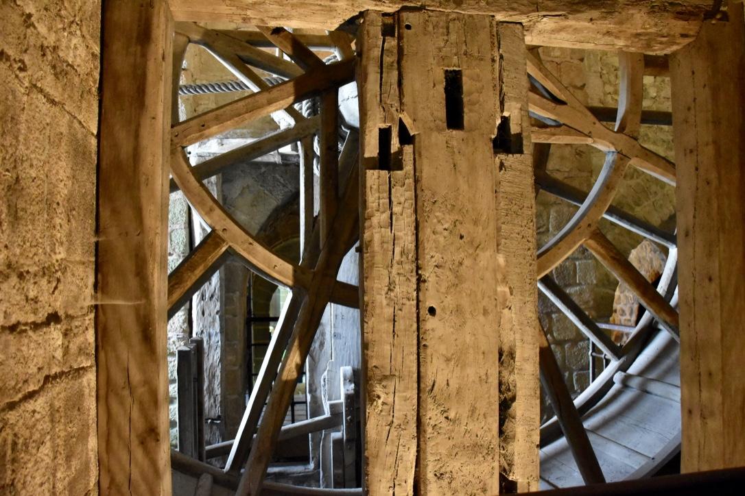 mont saint michel wheel