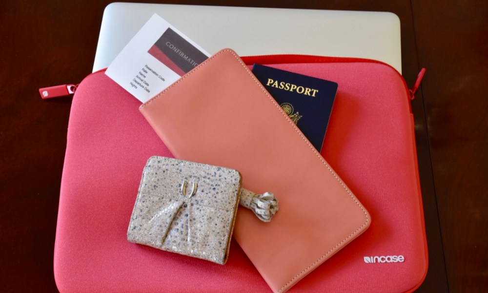 Notes from Home: Travel Packing 101