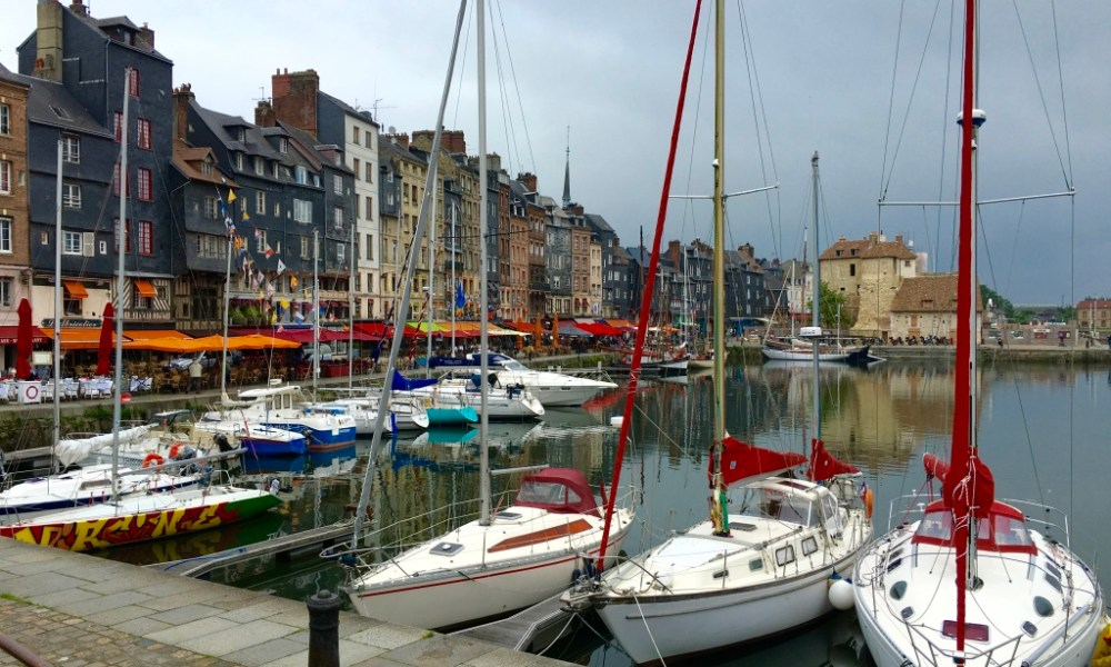 When Plans Change: An Unexpected Day In Honfleur