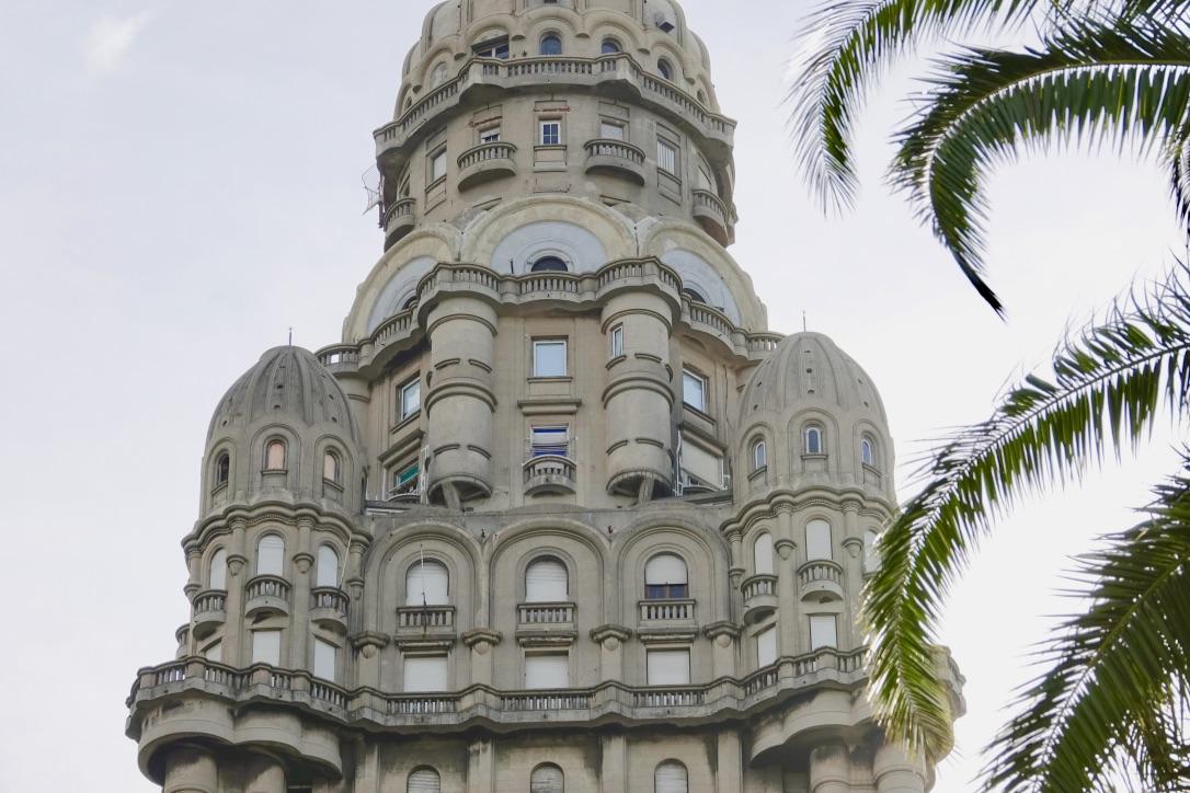 Palacio Salvo Montevideo.
