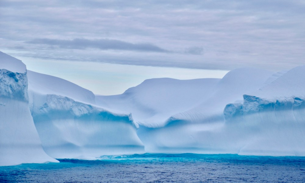 Antarctica Day 1: Half Moon Island & Chinstrap Penguins