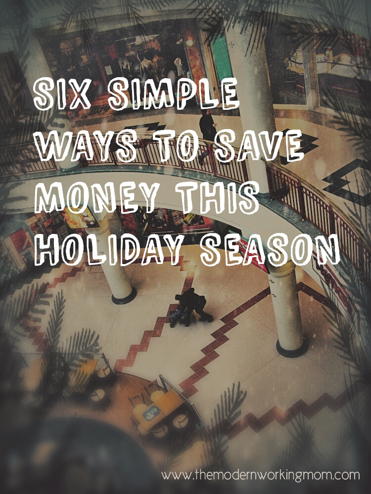 save money this holiday season