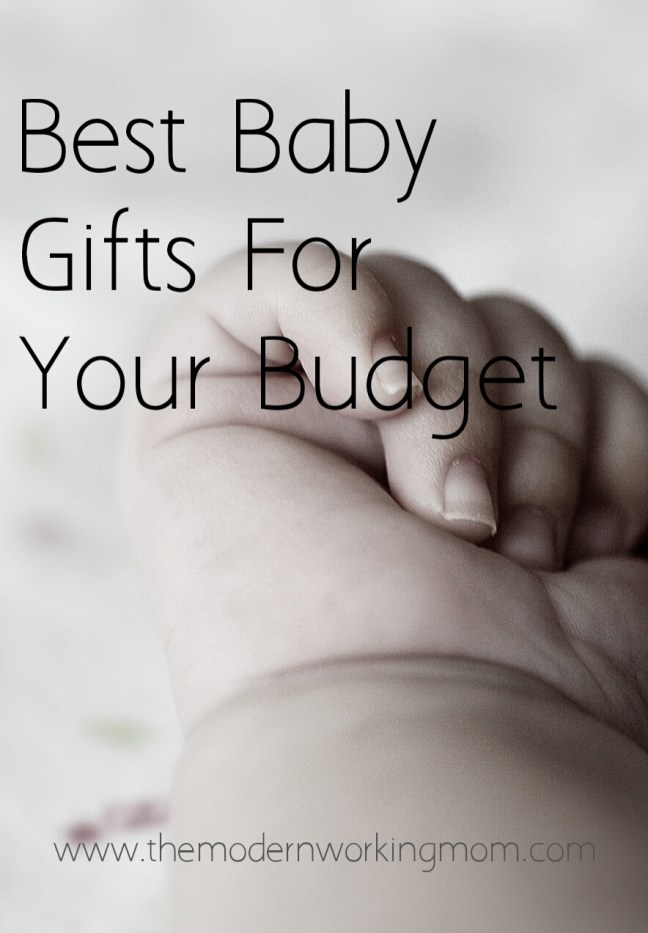 Best Baby Gifts for Your Budget