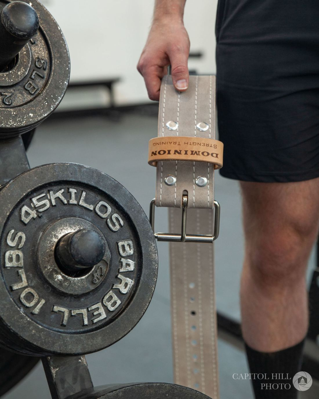 Dominion Strength Weightlifting Belt