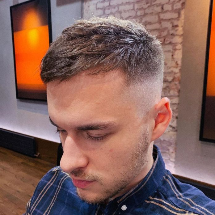 The 6 Best Men S Haircuts For Receding Hairlines The Modest Man