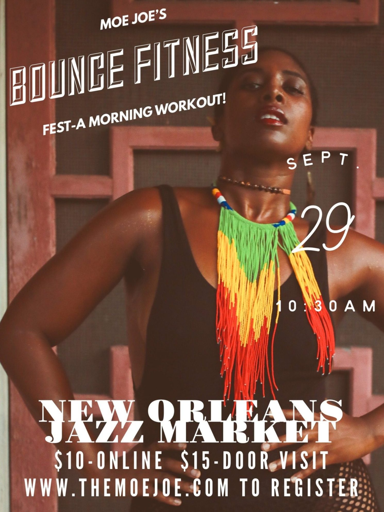 a0fd39740 Join Moe Joe this Saturday morning at NOJO and switch up your workout  routine by trying my signature danceout
