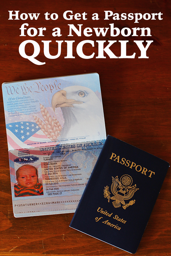 How to get passport quickly how to how to get a newborn passport quickly the mom creative ccuart Image collections
