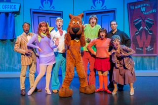 *WIN tickets to see SCOOBY-DOO LIVE! MUSICAL MYSTERIES with your family!