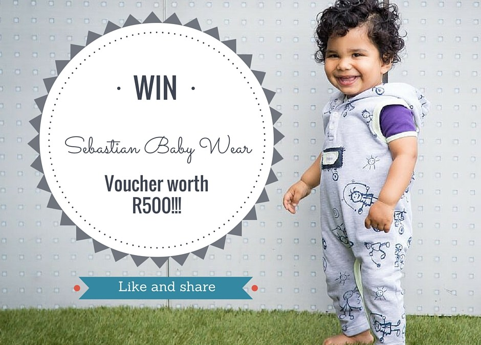 *WIN a R500 Sebastian Baby Wear voucher for your little one this Christmas!