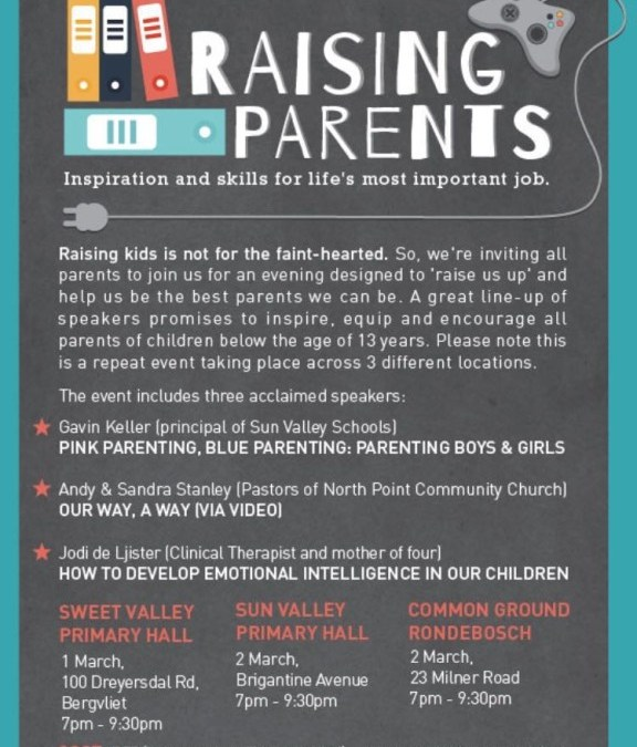 Raising Parents | A great parenting course designed to help you become the best parent you can be!