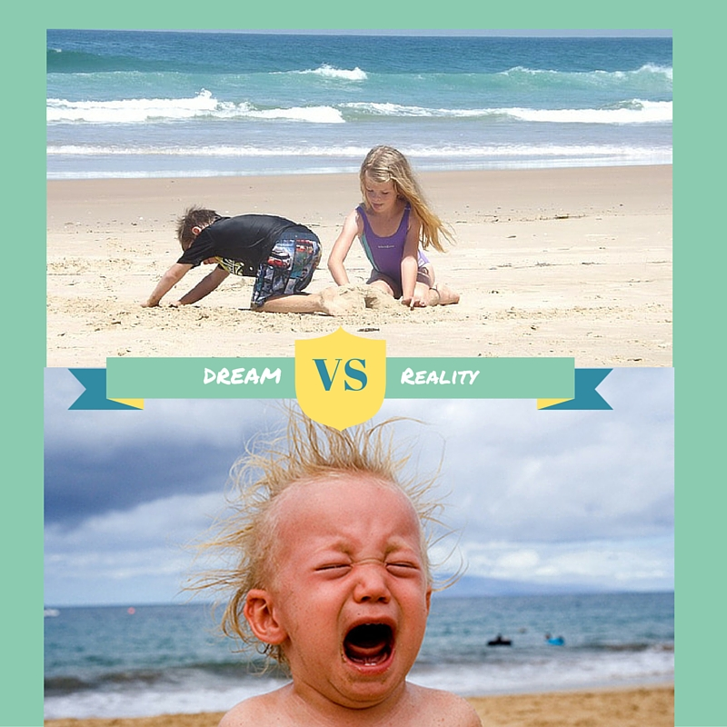 cream and reality of kids