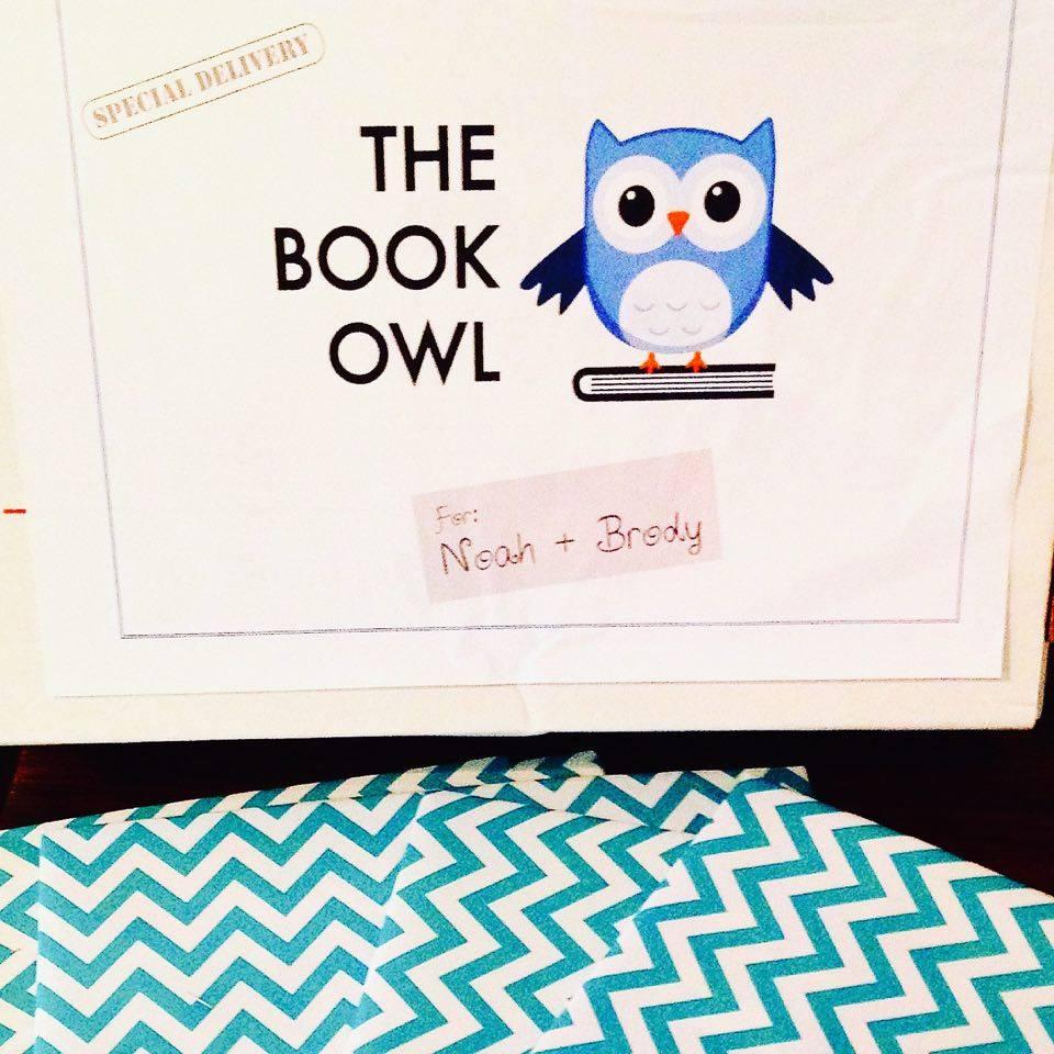 book owl 2
