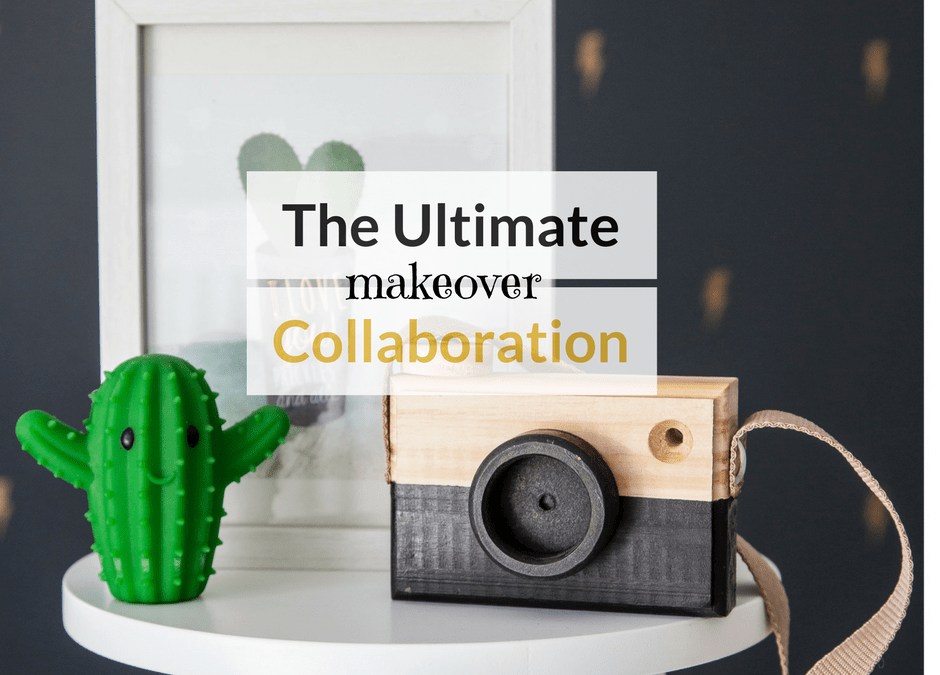 The Ultimate Collaboration Makeover Reveal + WIN a makeover!